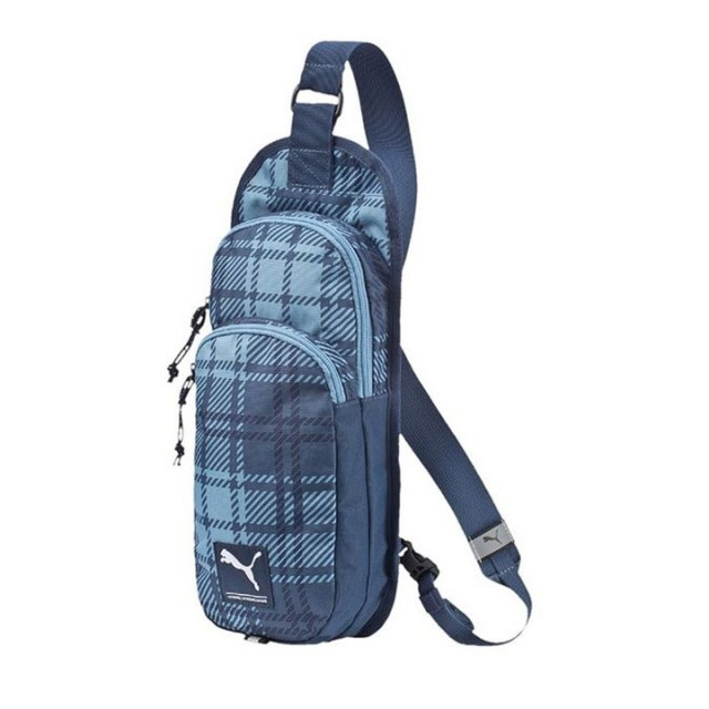 26a22b866a34 Jual Tas Casual Puma Academy Cross Backpack Blue Original