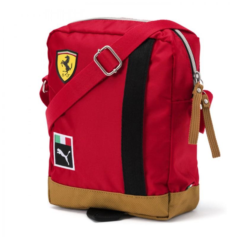 Tas Sneakers Puma Scuderia Ferrari Fanwear Portable Red