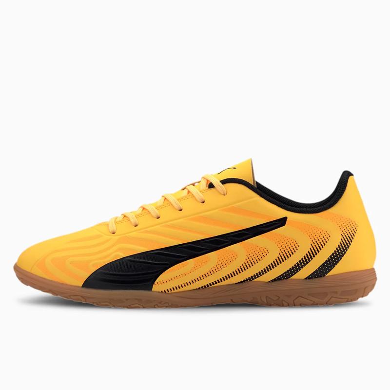 Llorar tanque puño  Jual Sepatu Futsal Pria Puma One 20.4 IT Yellow Original | Termurah di  Indonesia | Ncrsport.com
