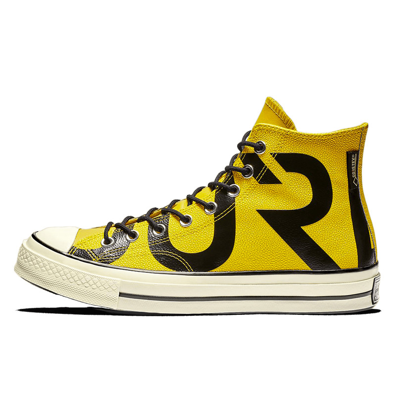 gore tex converse イエロー new style