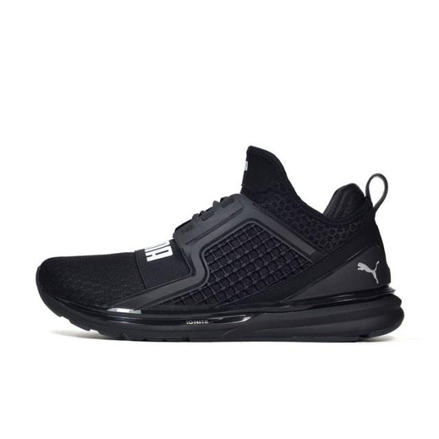 puma ignite black. jual sepatu sneakers puma ignite limitless - 189495-01 | original black