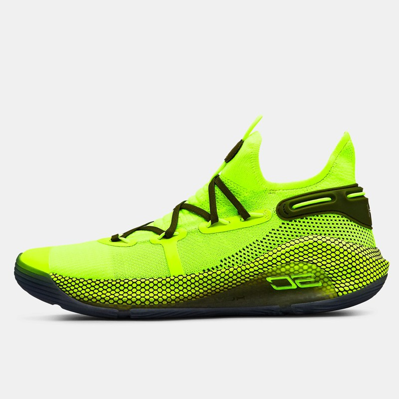 Jual Sepatu Basket Under Armour Curry 6 Coy Fish Original