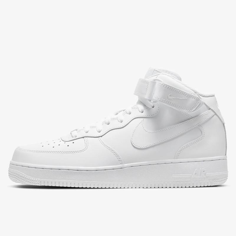 99e0a07d2c18 ... Jual Sepatu Sneakers Nike Air Force 1 Mid 07 White Original Termurah di  Indonesia Ncrsport.