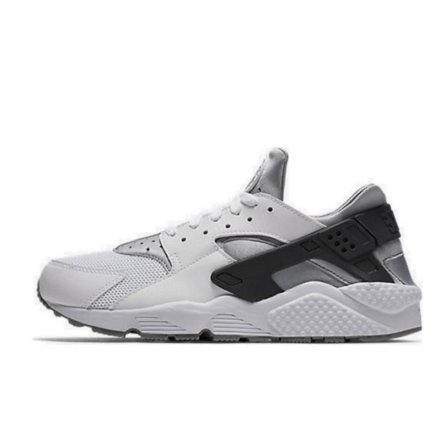 Sepatu Sneakers Nike Air Huarache Wolf Grey