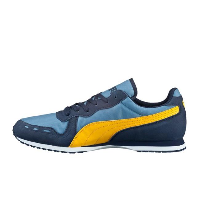 Jual Sepatu Sneakers Puma Cabana Racer Fun Blue Original  630042f191