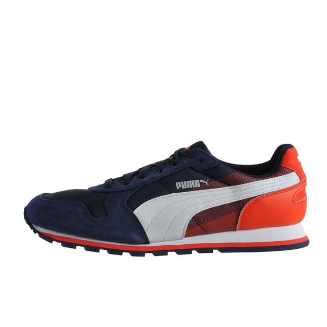 comodidad reporte seguramente  Jual Sepatu Sneakers Pria Puma ST Runner NL Geometry Blue Original    Termurah di Indonesia   Ncrsport.com