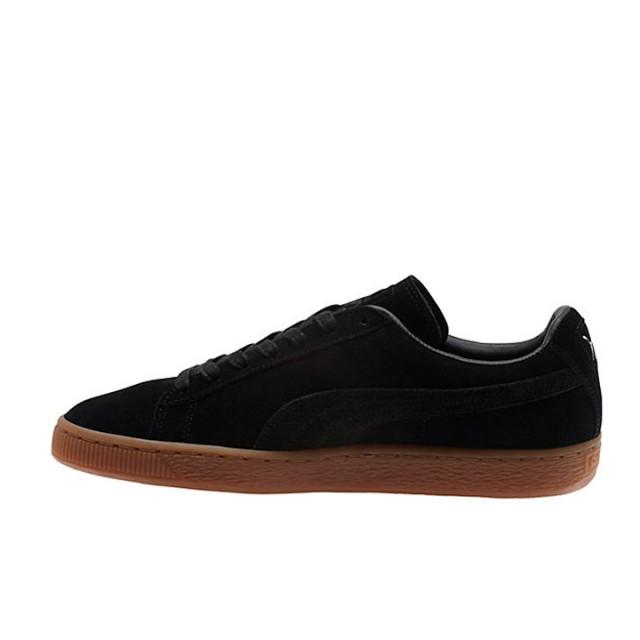 Jual Sepatu Sneakers Puma Suede Classic Citi Black Original ... 8d0c616bb4