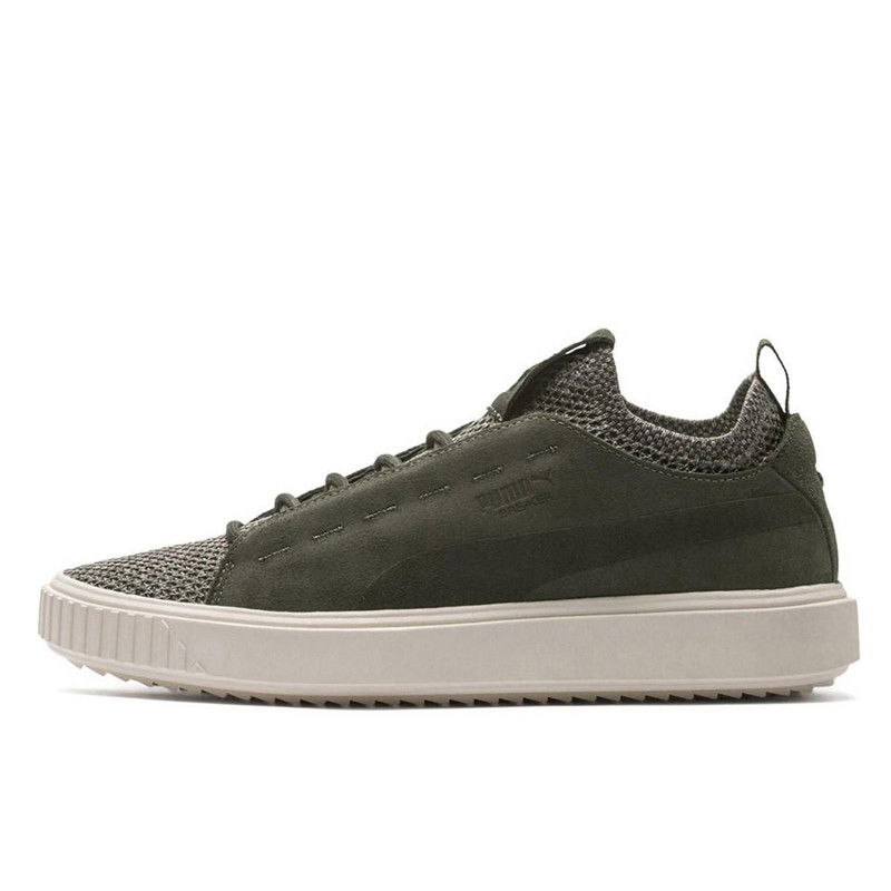 eda26ed2203 Jual Sepatu Sneakers Puma Breaker Knit Baroque Forest Night Original ...