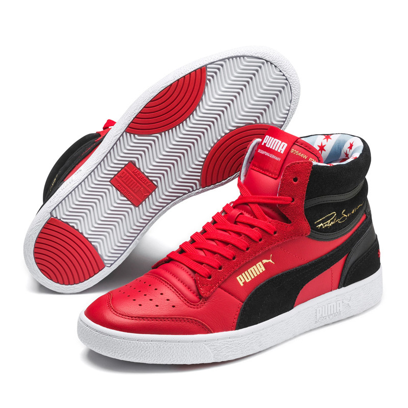Sepatu sneakers Puma Ralph Sampson Mid Chicago