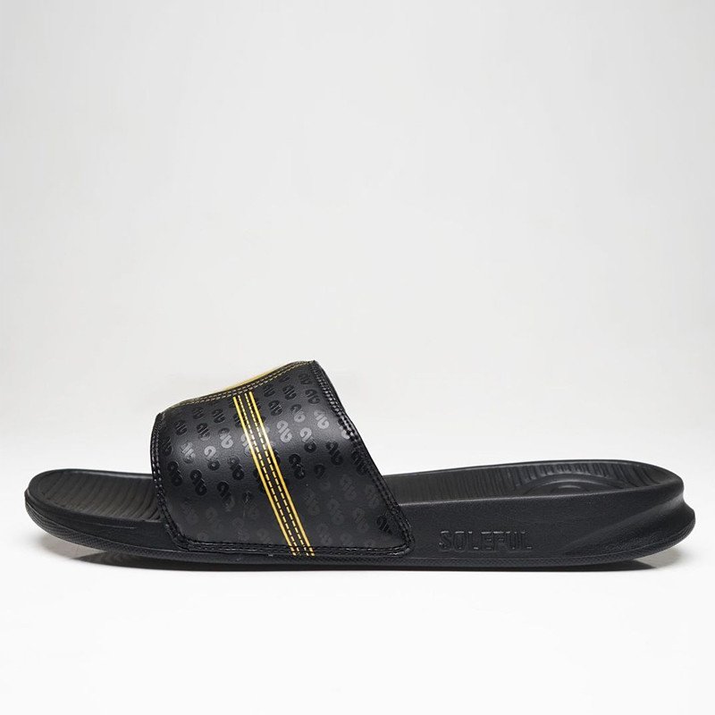 Sandal casual Soleful Flaxen Slides