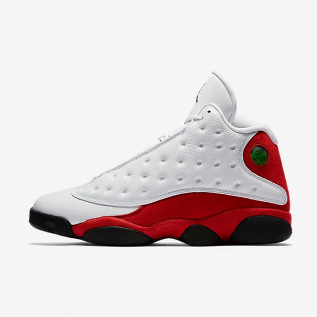 competitive price 9b416 29d09 Jual Sepatu Basket Jordan AJ 13 Retro Chicago Original   Termurah di  Indonesia   Ncrsport.com