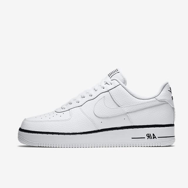 Jual Sepatu Sneakers Nike Air Force 1 Low White Original  5a38d181ce