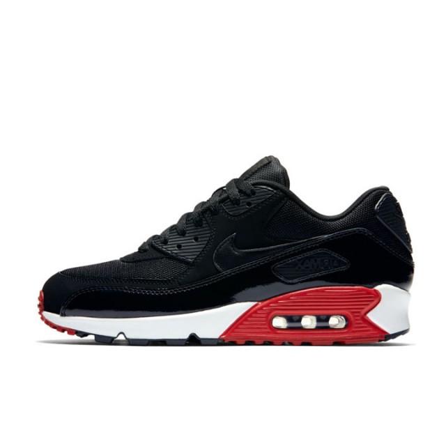 best service e18bd aae50 Jual Sepatu Sneakers Nike Air Max 90 Essential Black Red Original   Termurah di Indonesia  Ncrsport.com