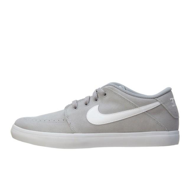 Jual Sepatu Sneakers Nike Suketo 2 Leather Light Grey Original