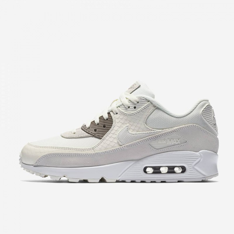 25dee0301e ... france jual sepatu sneakers nike air max 90 premium white original  termurah di indonesia ncrsport 01f1e