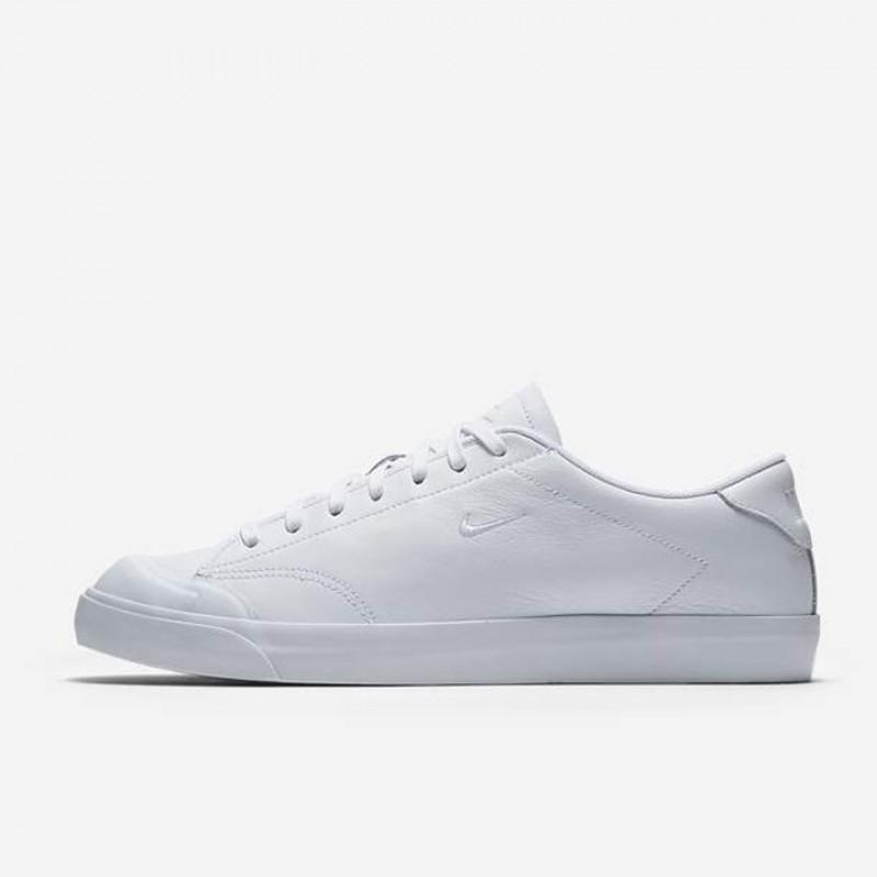 También clásico mejilla  Jual Sepatu Sneakers Pria Nike All Court 2 Low Leather Triple White  Original | Termurah di Indonesia | Ncrsport.com