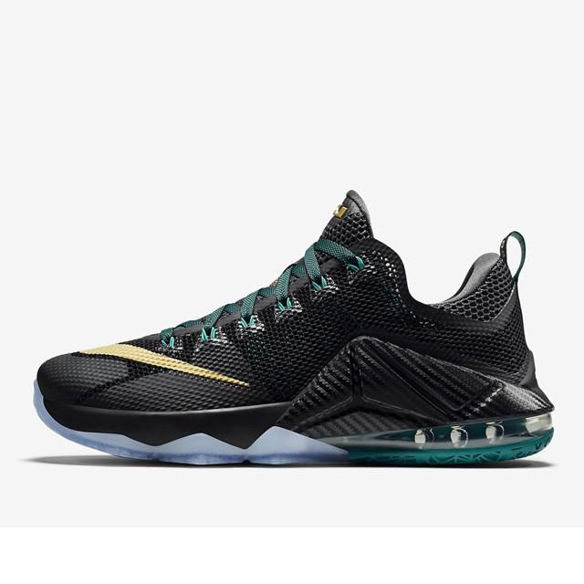 b5ad1dd15ab low price jual sepatu basket nike lebron 12 low anthracite original  termurah di indonesia ncrsport 0dcf3