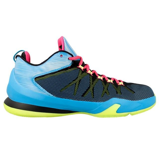 Jual Sepatu Basket Jordan CP3 VIII AE Blue Lagoon Original ... dcfca8ea2f