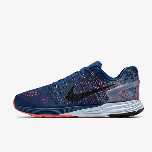 separation shoes 551d1 ee33d Jual Sepatu Lari Nike Lunarglide 7 Brave Blue Original   Termurah di  Indonesia   Ncrsport.com