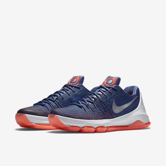 Jual Sepatu Basket Nike Kevin Durant VIII Ocean Fog