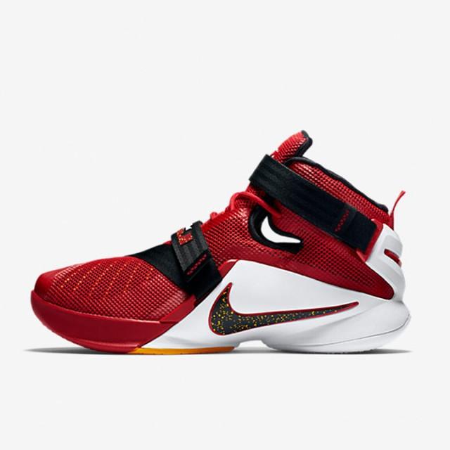 1d7481682be94 Jual Sepatu Basket Nike Lebron Soldier 9 Cavs Original Termurah di  Indonesia ...