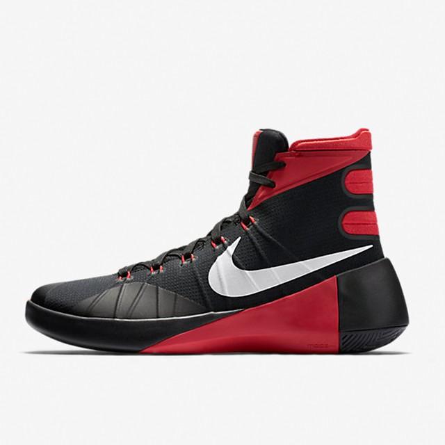 Jual Sepatu Basket Nike Hyperdunk 2015 Black Red Original  3180d9c783d0