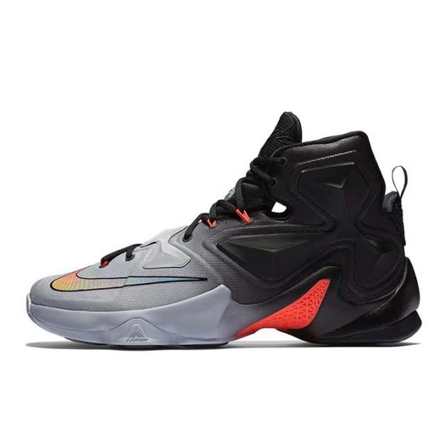 Jual Sepatu Basket Nike Lebron 13 Wolf Grey Original  6cf820335d