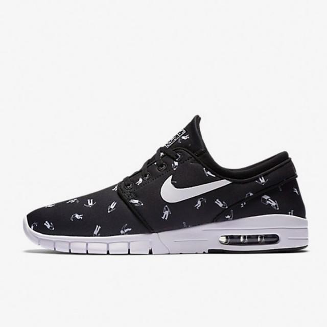 Jual Sepatu Sneakers Nike SB Stefan Janoski Max Premium Geoff McFetridge  Original  a40e9dbaa1