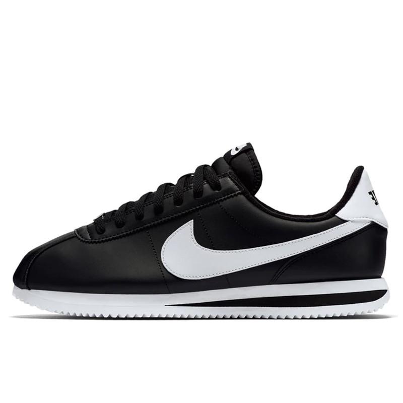 ... discount code for jual sepatu sneakers nike cortez basic leather black original  termurah di indonesia ncrsport 3b242ea18a