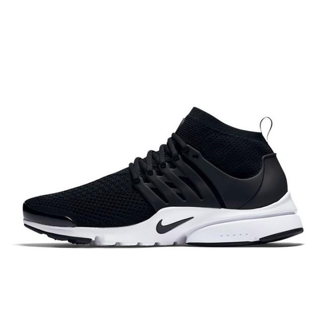 Jual Sepatu Sneakers Nike Air Presto Ultra Flyknit Black White Original  31a58bd500
