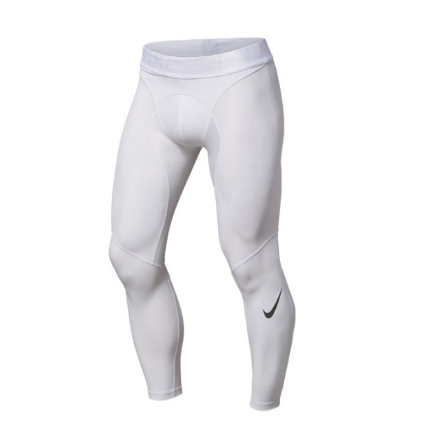 216d486ad63a4 Jual Celana Basket Nike Pro Zonal Strenght Tight White Original | Termurah  di Indonesia | Ncrsport.com