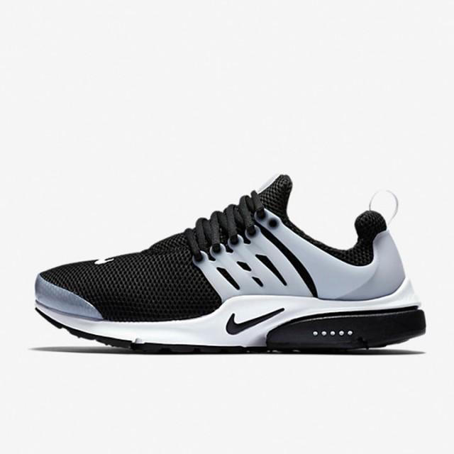 Jual Sepatu Sneakers Nike Air Presto Black White Original  ccf4400f8c