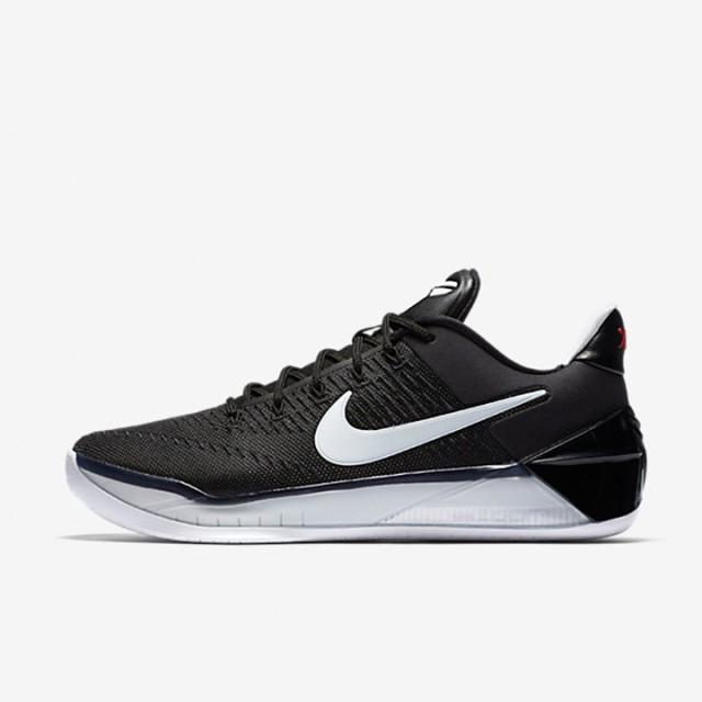 promo code 79d6b 8cf0e Jual Sepatu Basket Nike Kobe A.D. Black White Original   Termurah di  Indonesia   Ncrsport.com