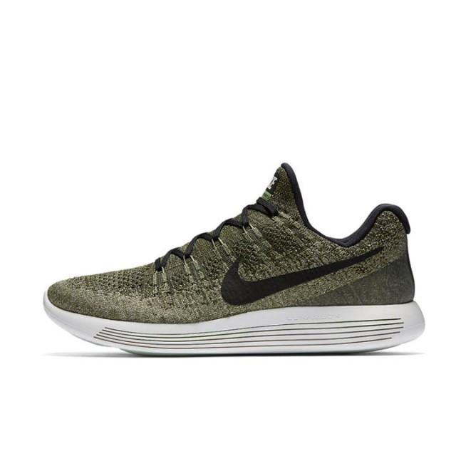 33ef419f96961 Jual Sepatu Lari Nike LunarEpic Low Flyknit 2 Green Original ...
