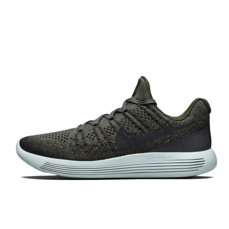 6bd15aa1581fc Jual Sepatu Lari Nike LunarEpic Low Flyknit 2 Cargo Khaki Original ...