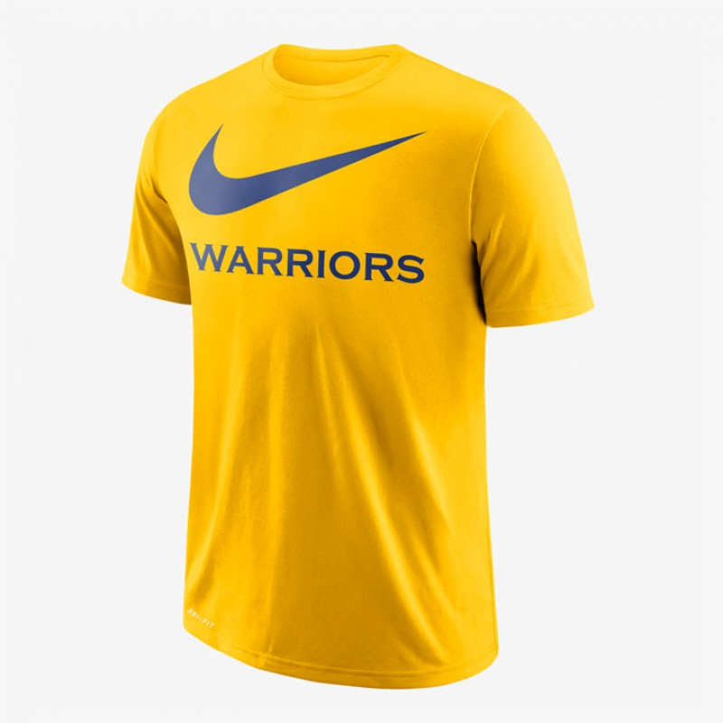 finest selection ad463 fba5d Jual Pakaian Basket Nike Golden State Warriors Dry Tee ...
