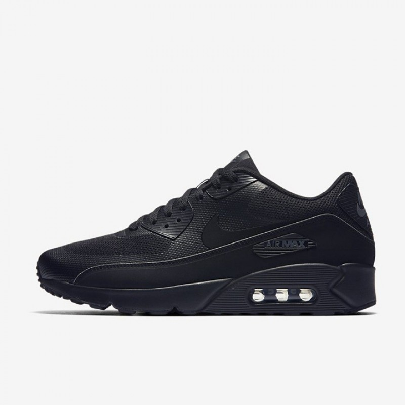 promo code b432b ecd90 Jual Sepatu Sneakers Nike Air Max 90 Ultra 2.0 Essential Triple Black  Original   Termurah di Indonesia   Ncrsport.com