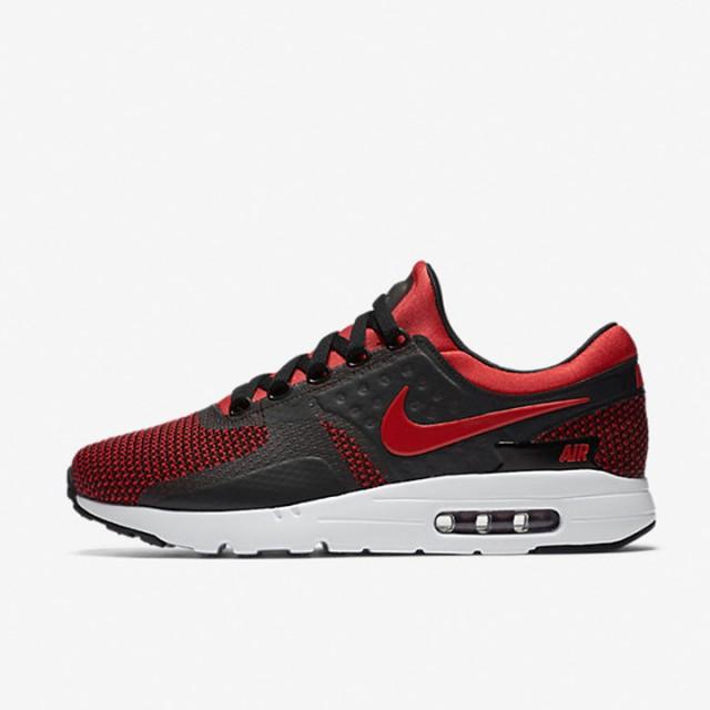 Jual Sepatu Sneakers Nike Air Max Zero Essential Black Red Original ... eb47e0399d