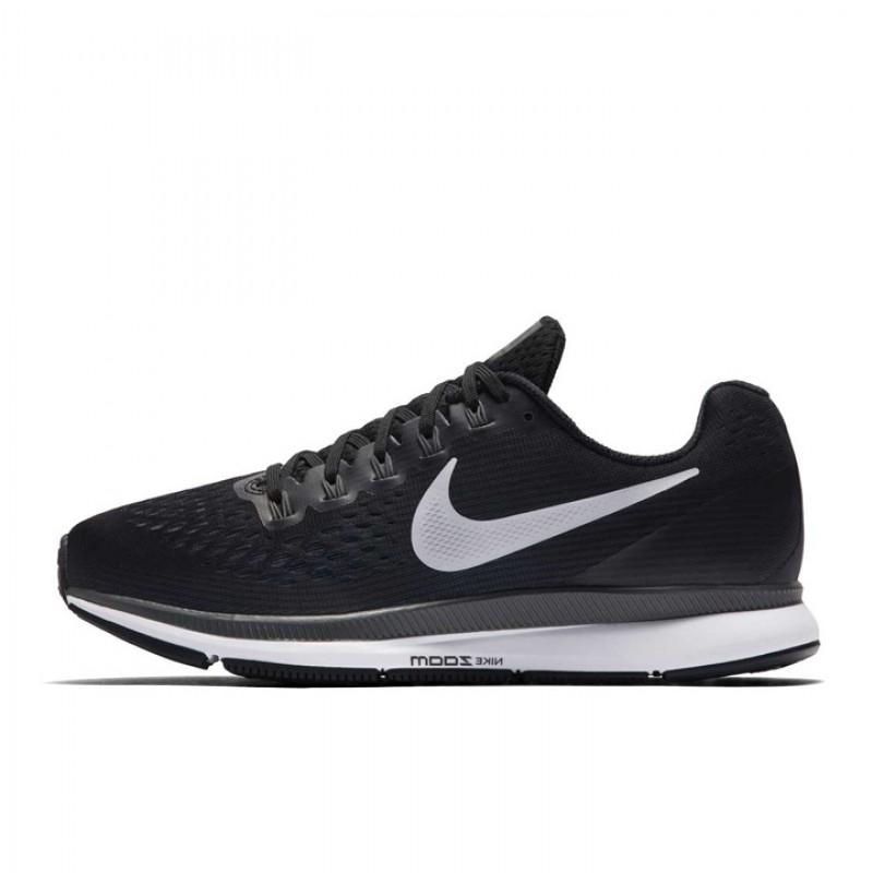 ae09149963af ... where to buy jual sepatu lari nike wmns air zoom pegasus 34 black white  original termurah