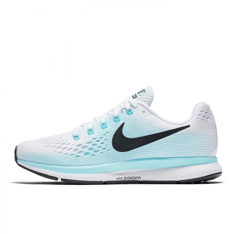 431da99ea913 Jual Sepatu Lari Nike Wmns Air Zoom Pegasus 34 Light Blue Original ...