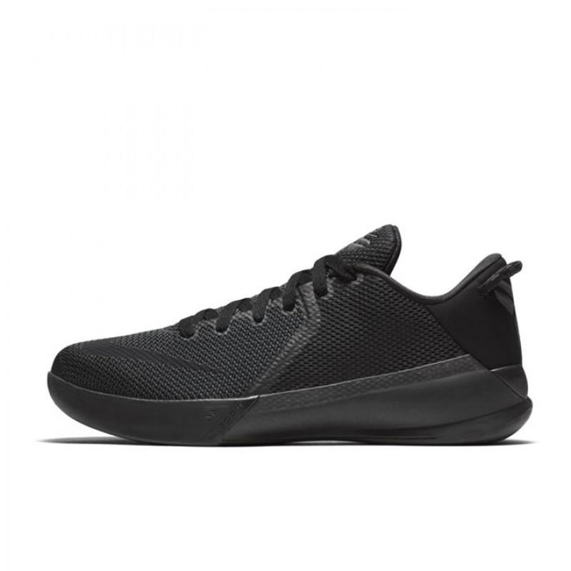 reputable site 7498c de2a9 ... Jual Sepatu Basket Nike Zoom Kobe Venomenon 6 Triple Black Original  Termurah di Indonesia Ncrsport.