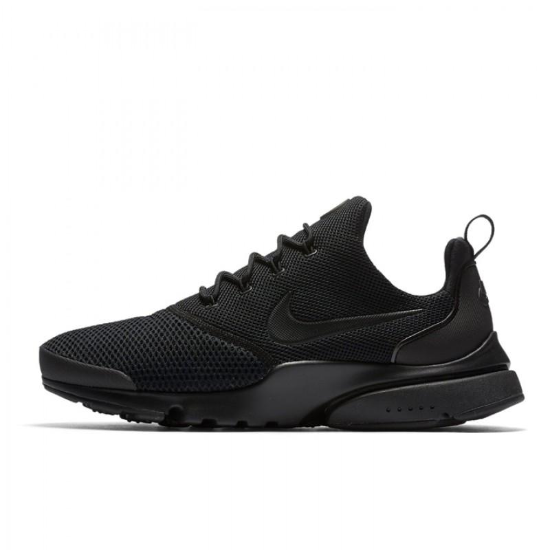 Jual Sepatu Sneakers Nike Presto Fly Triple Black Original ... be61d6cd56