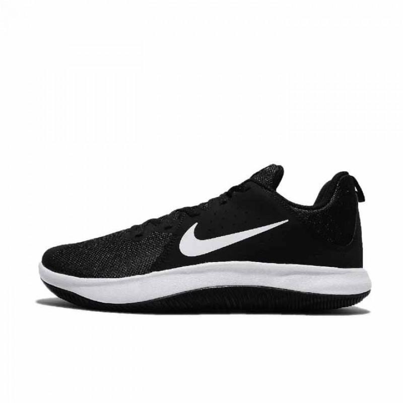 Jual Sepatu Basket Nike Fly.By Low Black White Original  2e36693d33