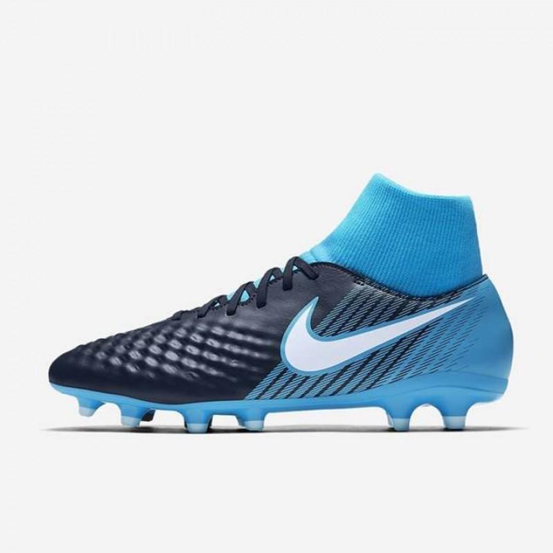 Jual Sepatu Bola Nike Magista Onda II DF FG Blue Original
