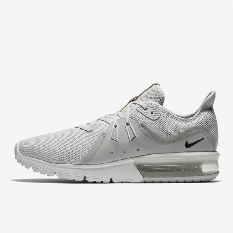 Sepatu Sneakers Nike Air Max Sequent 3 Pure Platinum