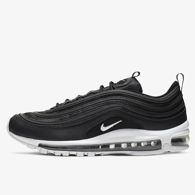 Jual Sepatu Sneakers Nike Air Max 97 Black White Original