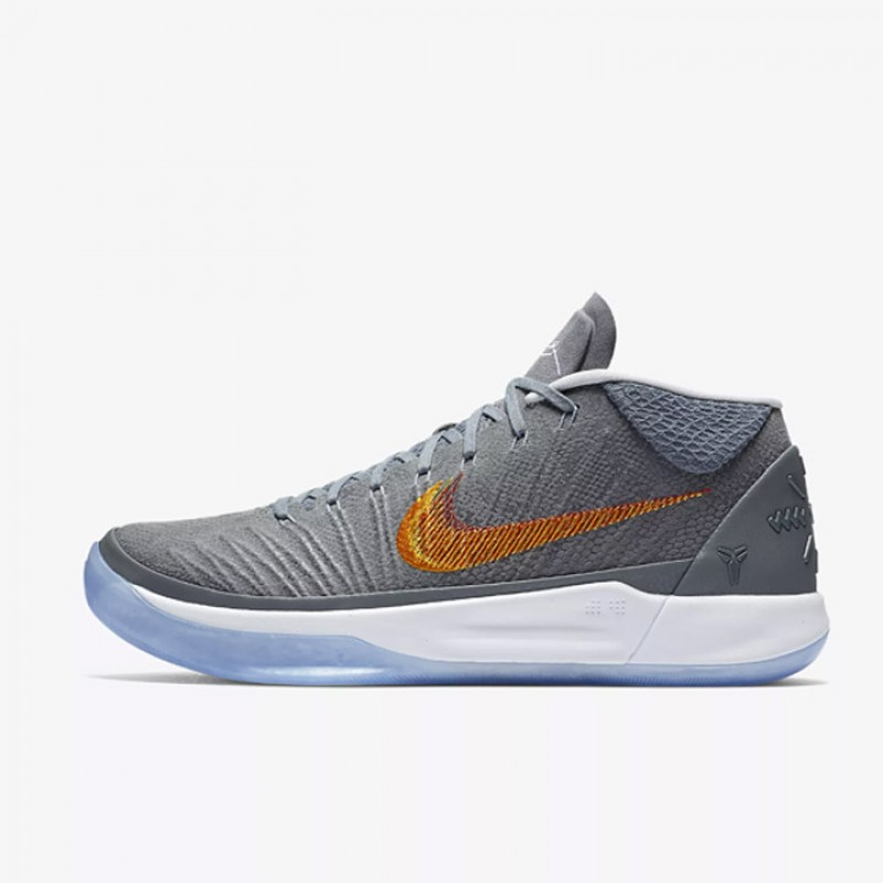 Aliexpress F8ab3 88e68 Jual Sepatu Basket Nike Kobe AD Mid Grey Snake Original Termurah Di Indonesia