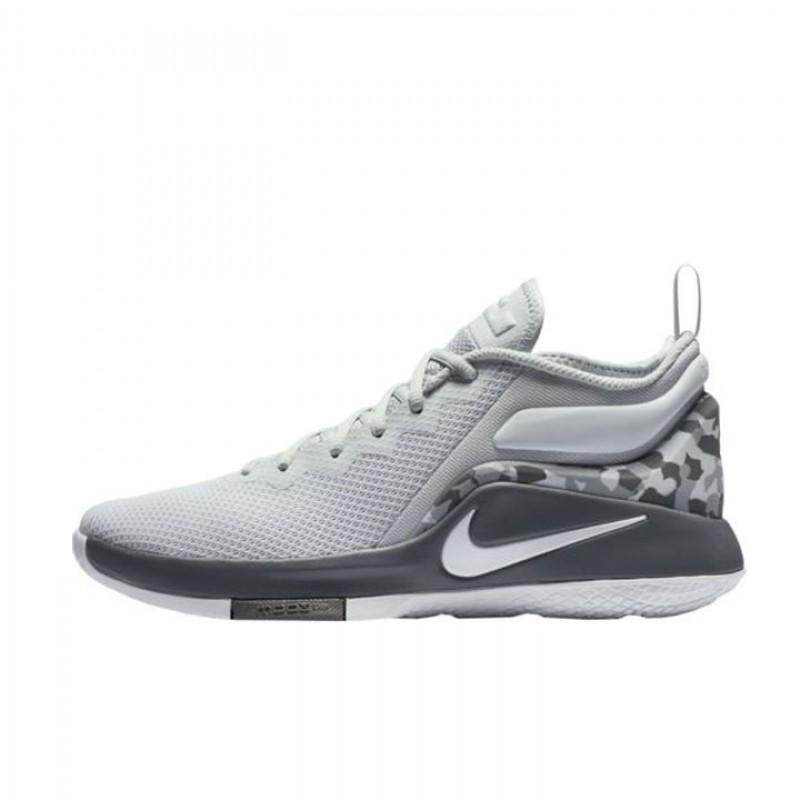 e53b0da7f29 Jual Sepatu Basket Nike Lebron Witness 2 Grey Original