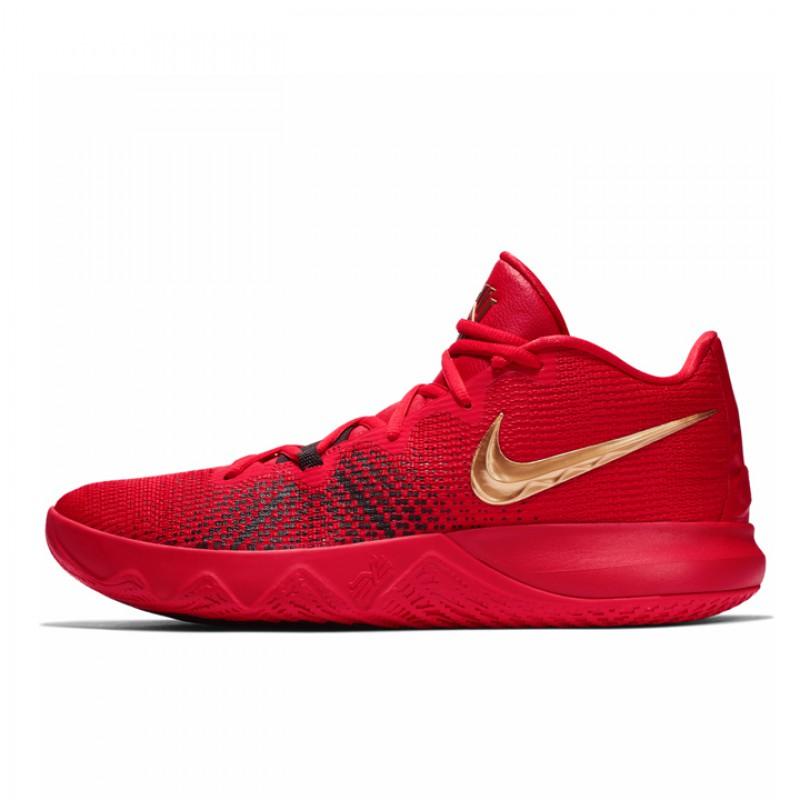 sepatu basket nike warna merah