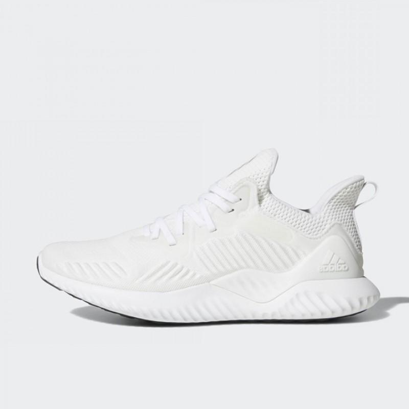 814eec71373c3 Jual Sepatu Lari Adidas Alphabounce Beyond Triple White Original ...